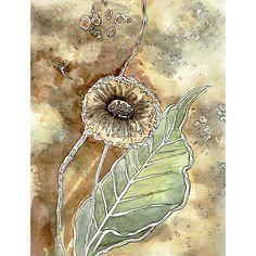 by Daria Górkiewicz Watercolor Paintings, Pendant Necklace, Jewelry, Jewlery, Water Colors, Jewerly, Schmuck, Jewels, Jewelery