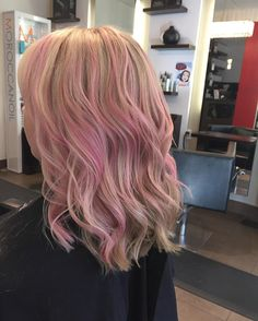 cool 25 Brilliant Ideas on Rose Gold Highlights - Tender and Cute Check more at http://newaylook.com/best-ideas-on-rose-gold-highlights/