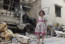 Syria peace talks hit more trouble as rebel city 'starves'