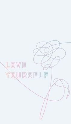 BTS  love yourself  Her