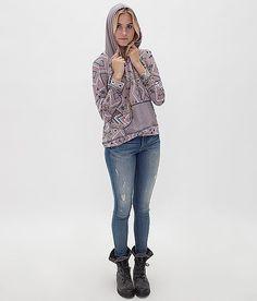 Gimmicks by BKE Southwestern Print Hoodie - Women's Shirts/Tops   Buckle