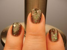 Crunchy Frog  Customblended Nail Polish by NerdLacquer on Etsy, $8.00