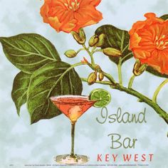 More than sellers offering you a vibrant collection of fashion, collectibles, home decor, and more. Key West Style, Island Bar, West Art, Bar Art, Vintage Travel Posters, Vintage Ads, Vintage Florida, Affordable Wall Art, Cool Posters