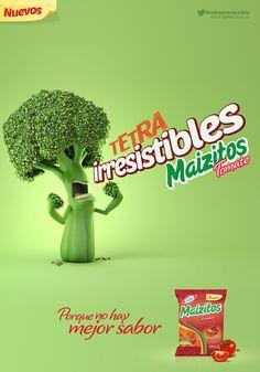 Campaña Lanzamiento Maiz-itos Tomate