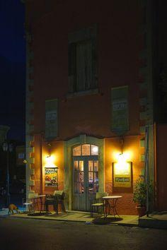 Little Cafe in Archanes, Crete