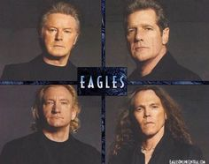Go to an Eagles concert✔️