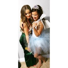Probably two of our fav costumes we've ever created 👻🎃 { } Halloween 2015, Prom Dresses, Formal Dresses, Partners In Crime, Tooth Fairy, Mermaid, Costumes, Instagram, Fashion