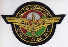 """Org Patch: """" Brigade """" Para-Commando Belgium"""