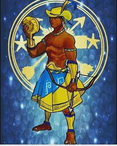 #umbanda #umbandasaber #Axé Logun-Edé era filho de Osun e Osóssi. Sem poder viver no palácio de Osun, foi criado por Oiá na beira do rio. Osóssi seu pai, era demasiado rude e não conseguia conviver com o filho, sumindo por longo tempo em suas...