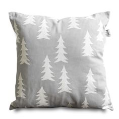 GRAN GREY Pillow Case from Fine Little Day.