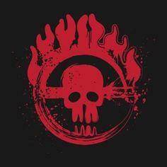 #MadMax: Fury Road: Immortan Joe's symbol #tshirt.