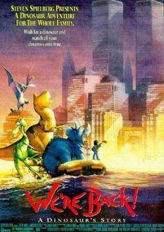 Rex, un dinosaurio en Nueva York - Posters