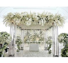 Contoh gambar dekorasi pelaminan minimalis murah jogja wedding decorations weddings wedding decor wedding jewelry junglespirit Image collections