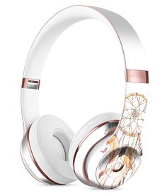 WaterColor Dreamcatchers v8 Full-Body Skin Kit for the Beats by Dre Solo 3 Wireless Headphones
