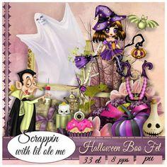Halloween 2015:  Boofet Blog Train...
