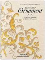The World of Ornament brings together the two greatest encyclopedic collections of ornament of the 19th century: Auguste Racinet's L'Ornement polychrome Volumes I and II (1875–1888) and Auguste Dupont-Auberville'sL'Ornement des tissus (1877) to provide one lavish source book spanning jewelry, tile, stained glass, illuminated manuscript, textile and ceramic ornament.
