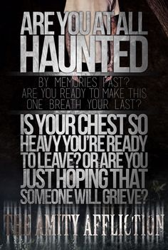 Chasing Ghosts- The Amity Affliction