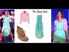 Violetta Look a Like's (With Link) - YouTube