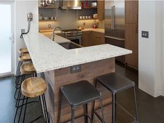 Avila Beach Kitchen Design By @stephrothbauer Featuring A Native Trails  Brushed Nickel Farmhouse Sink