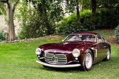 1955 Maserati A6G/54 Berlinetta Zagato