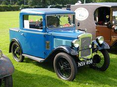 1939 Austin Seven Pickup Special by Austin7nut, via Flickr