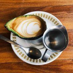 Avocado Latte: Das ist der neueste Food-Trend aus Australien | BRIGITTE.de