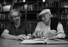 Teo Martínez y Jesús Rocandio: 'Si no sabes ver la foto, la mejor cámara es como si nada' http://www.spoonful.es/noticia/cultura/fotografia/'si-no-sabes-ver-la-foto--la-mejor-camara-es-como-si-nada'_20140701085455.html
