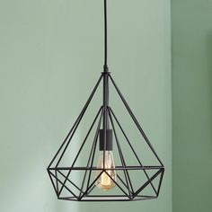 Varick Gallery Salerno 1 Light Foyer Pendant