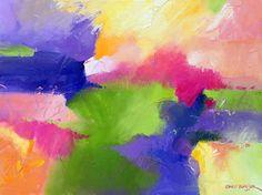 David M. Kessler Fine Art Ode to Spring - Acrylic