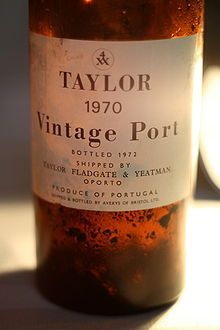 Aging of wine - Wikipedia, the free encyclopedia