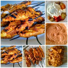This Grilled Chicken Shwarma is flavorfully delicious and super simple ...