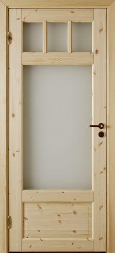 Atle 4 Typ 111 - Interior door Made by GK Door, Glommersträsk, Sweden.