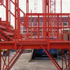 chantier, Montrouge, mai 2013