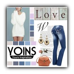 """Yoins"" by milica-b3 ❤ liked on Polyvore featuring yoins"