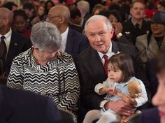Jeff Sessions, Who Has An Asian Granddaughter, Praised Era When Asians Were Banned From U.S. | The Huffington Post