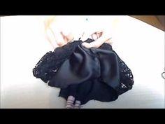 Paso a paso 001 Muñeca Gótica: Alas Gótica - Abrazitus Dolls - YouTube