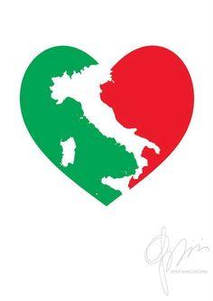 I left my heart in Italy...