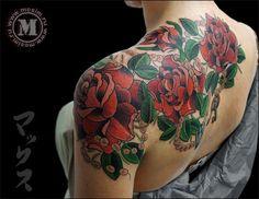 Tattoo by McSim