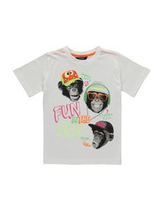 Monkey Photo Print T-shirt | Boys | George at ASDA