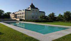 Exceptioneel kasteeldomein op 13 ha, geheel gerenoveerd door architect simoni. met referentie 19500703255