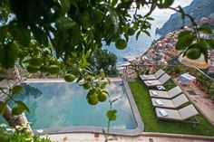 The Dream of Summer is Alive and Poolside at These Italian Villas