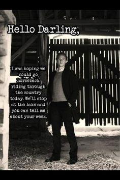Hello Darling - Tom Hiddleston