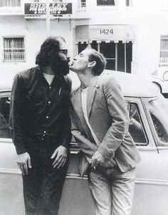 'Happiness exists I feel it.  I cried for my soul, I cried for the world's soul.  The world has a beautiful soul' - Allen Ginsberg, Reality Sandwiches