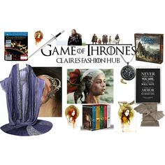 """""""Game of thrones"""" by tarlily on Polyvore"""