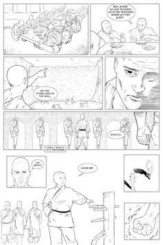 The Bat-Man: Rise and Fall #4 page 11  Read all issues on http://scripts-and-comics.com/comics/ #batman #dc #dccomics #fanart
