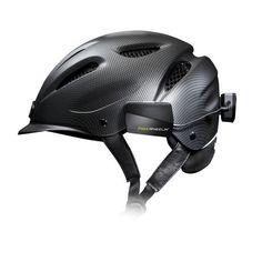 Bluetooth speaker system for helmets.