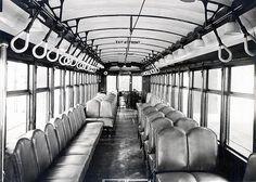 Interior of Car 2501   Flickr - Photo Sharing!