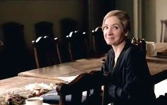 Downton Abbey Season 4: The lovely Mrs. Bates: Anna, Mary's maid, adjusts to married life with Mr. Bates (Brendan Coyle)