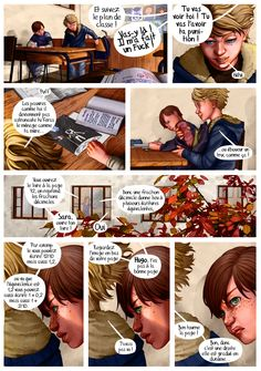 Episode 1 - Page 11 - Astre Rouge - Webcomics.fr