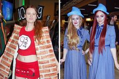 These are very good cosplays. Probably not the best though.